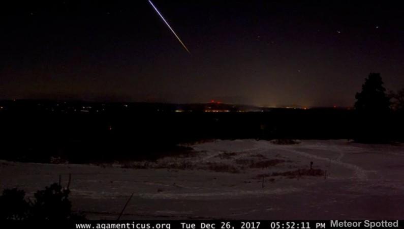 meteor, UK,