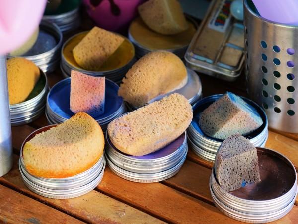 make up sponge,