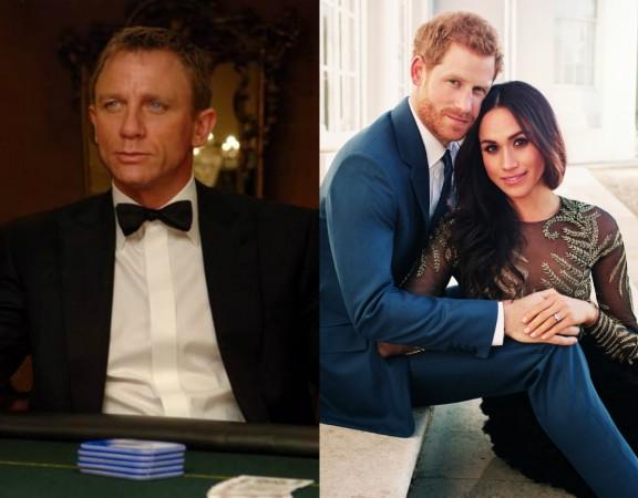 Meghan Markle James Bond movie