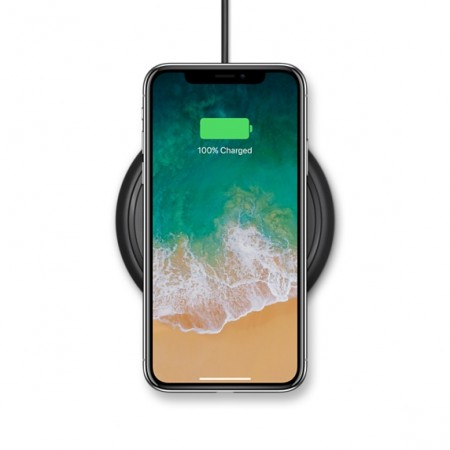 Apple wireless charging