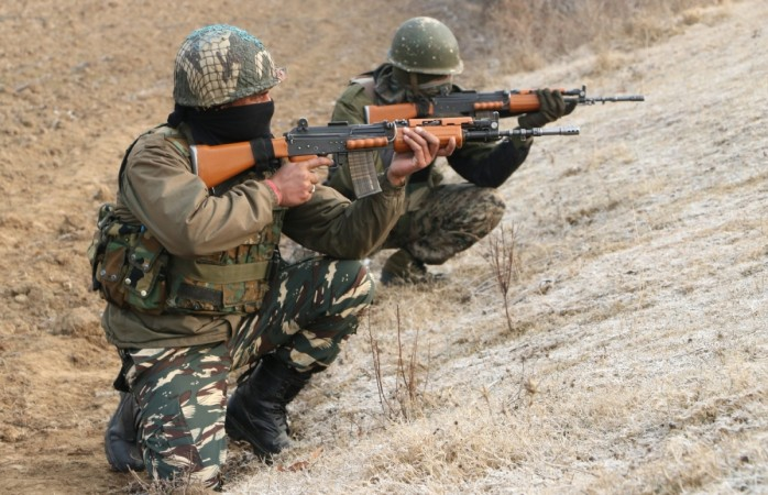 Pulwama encounter- soldiers
