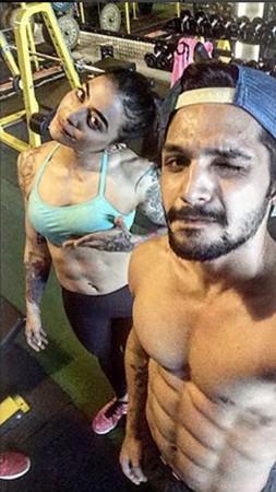Bani J and Yuvraj