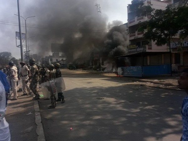 Mumbai- Bhima Koregaon riots