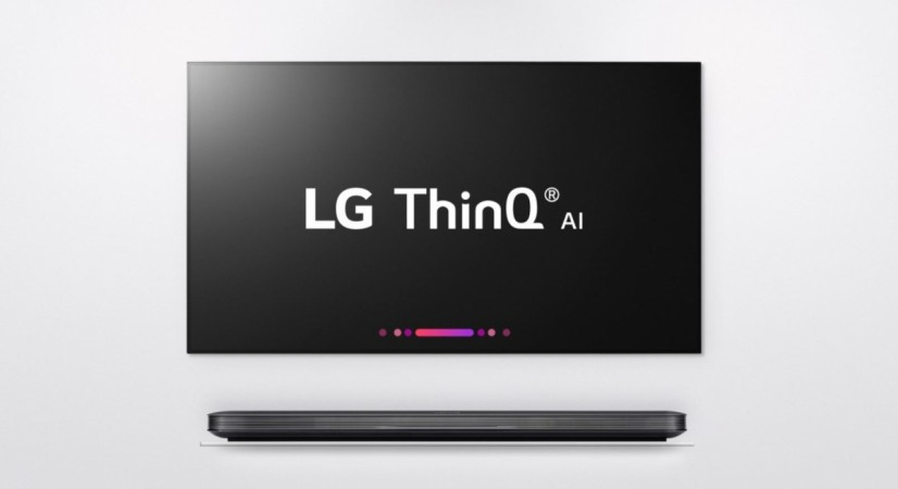 LG ThinQ, AI TV, Artificial Intelligence, CES 2018, launch, features