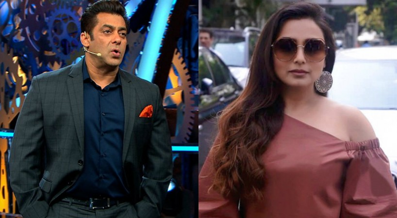 Salman Khan, Rani Mukerji