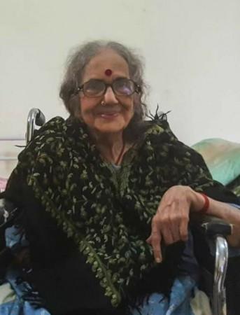 Veteran carnatic vocalist Radha Vishwanathan died at the age
