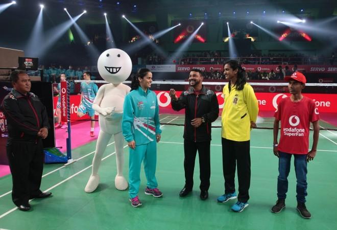 PV Sindhu and Saina Nehwal PBL