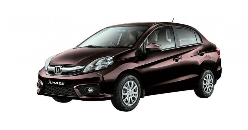 Honda Amaze, new Honda Amaze