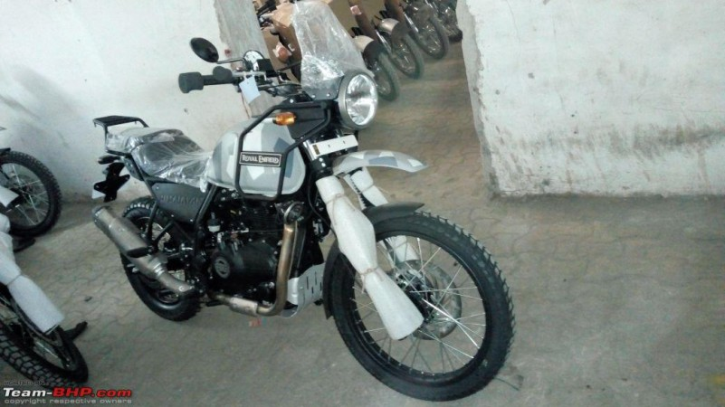 Royal Enfield Himalayan, Royal Enfield Himalayan new colour