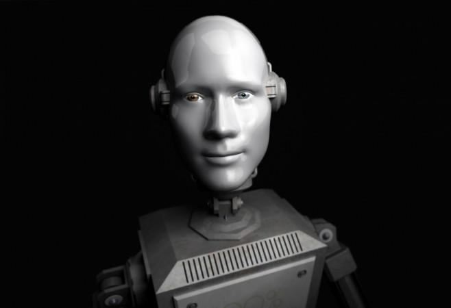 Self-healing robots