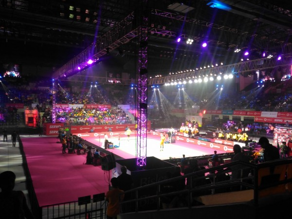 Nehru Indoor Stadium, Chennai