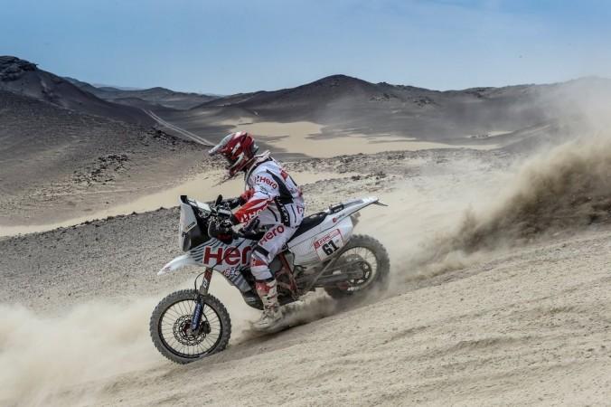 Hero at Dakar 2018