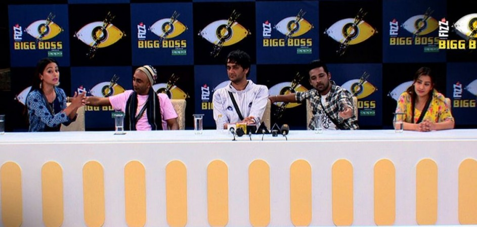 Bigg Boss 11 top 5 contestants, Bigg Boss 11 winner