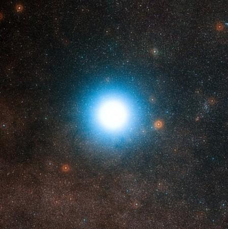 Alpha Centauri ,