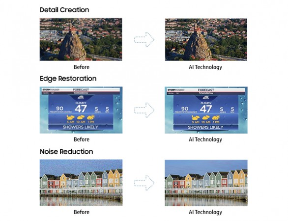 Samsung Q9S uses AI in the best way possible