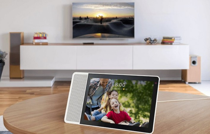 Google Assistant, Lenovo Smart Display, Launch, CES 2017, Amazon Alexa, Echo Show