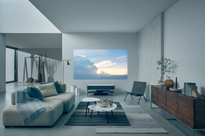 Sony LSPX-A1 4K projector launched