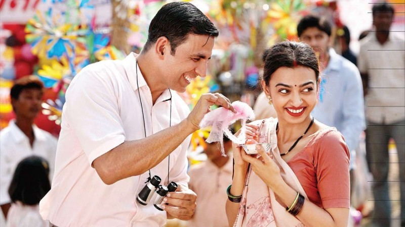 Akshay Kumar, Radhika apte
