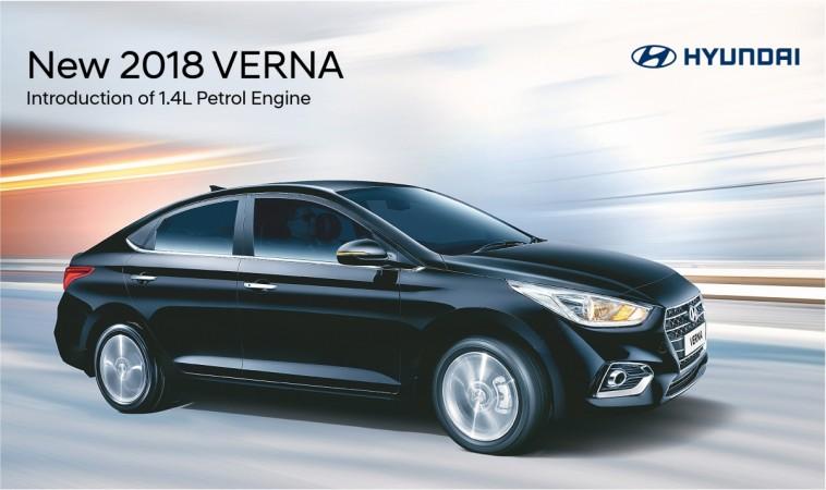 2018 Hyundai Verna