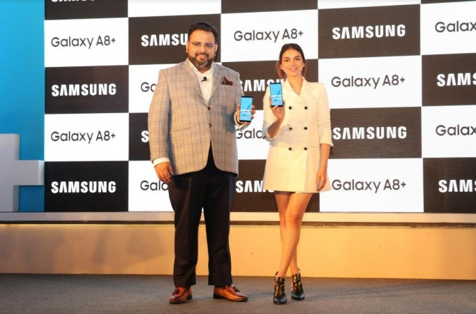 Samsung, Galaxy A8 , India launch, price, specifications,