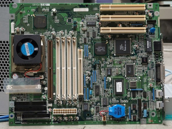 PC motherboard [Representational image]