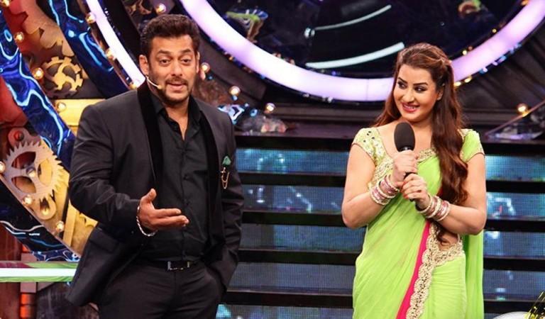 Salman Khan, Shilpa Shinde