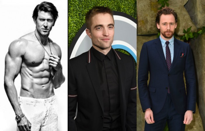 Hrithik Roshan, Robert Pattinson, Tom Hiddleston
