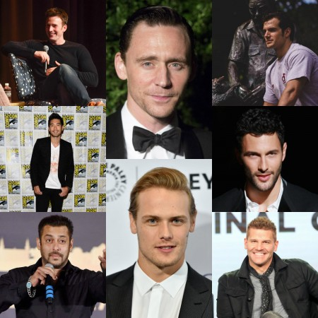 Top 10 most handsome actors 2018