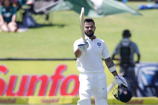 India skipper Kohli signs deal with Surrey