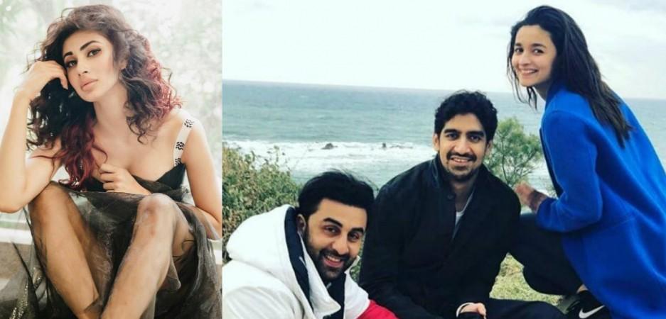 Mouni Roy to turn baddie in Alia Bhatt-Ranbir Kapoor's