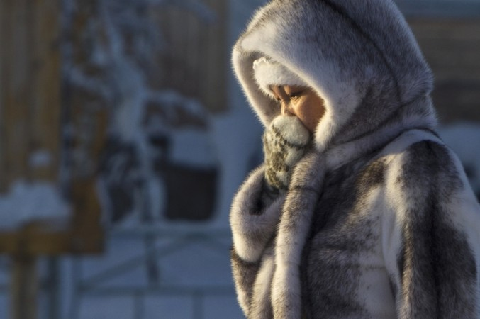 siberian town cold