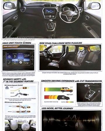 Datsun Cross brochure