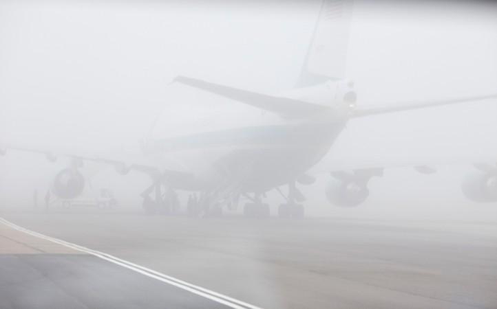 Airport fog