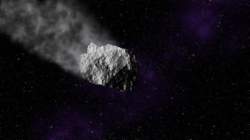asteroid, asteroid collision,