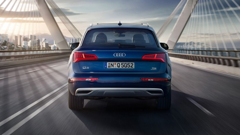 new Audi Q5