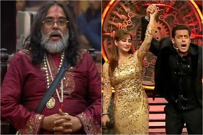 Swami Om ,Shilpa Shinde