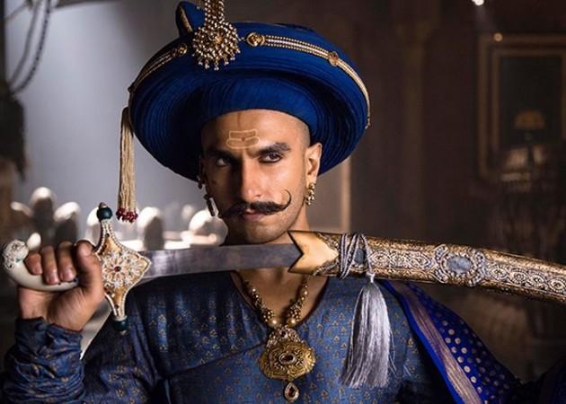 RAnveer Singh Bajirao