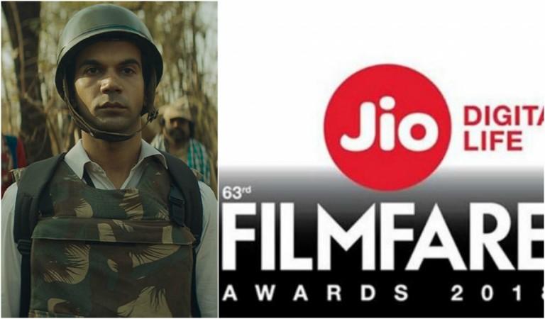 Newton nominated for Jio Filmfare Awards 2018
