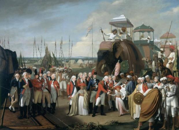 Anglo-Mysore war