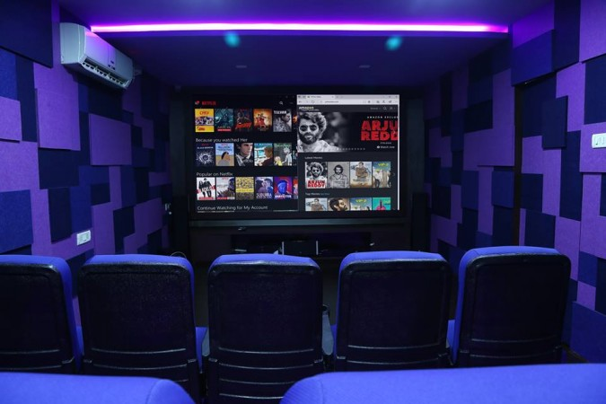 TERIFLIX mini theater