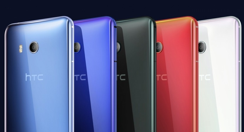 HTC U11 as seen on the company's website