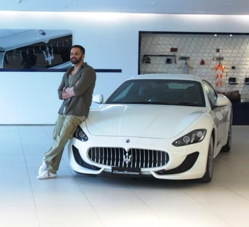 Rohit Shetty Buys Maserati GranTurismo