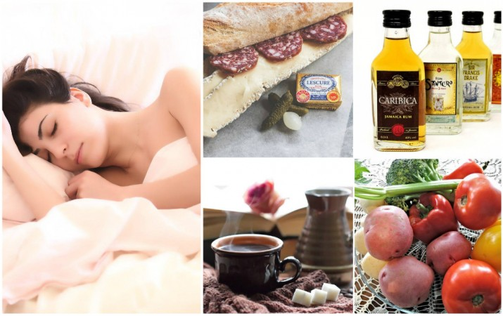 foods to cure insomnia