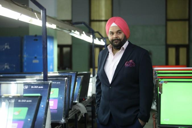 Avneet Singh Marwah - SPPL CEO & Director