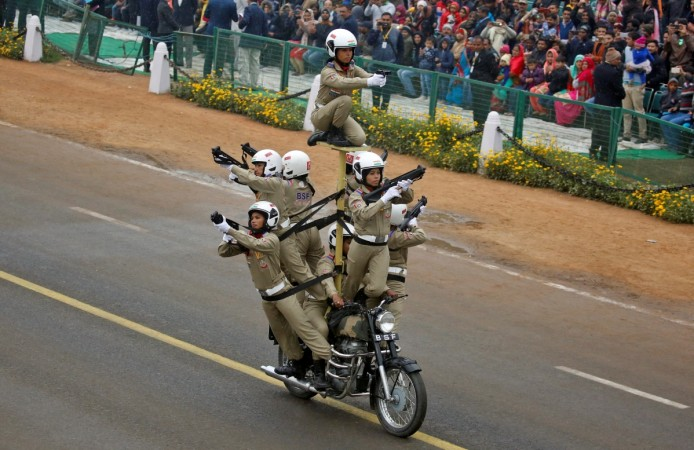 India's Border Security Force (BSF)
