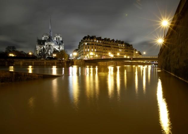 Paris flood
