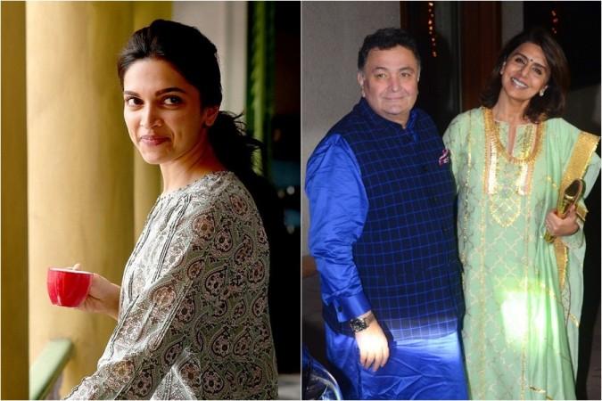 Deepika Padukone, Padmaavat, Rishi Kapoor, Neetu Singh