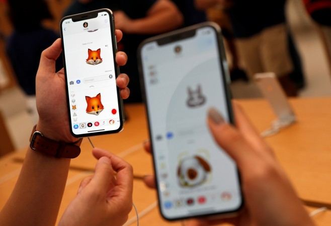 iPhone X, animoji, iOS camera apps, iOS video apps