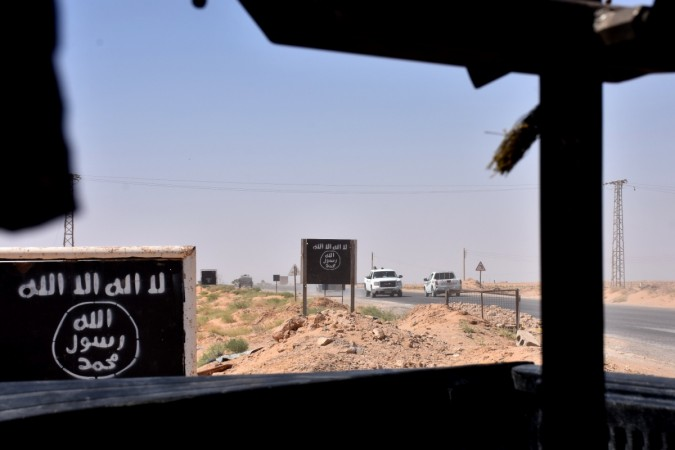 isil in syria