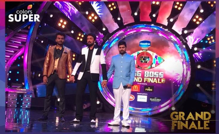 Bigg Boss Kannada 5 Grand Finale